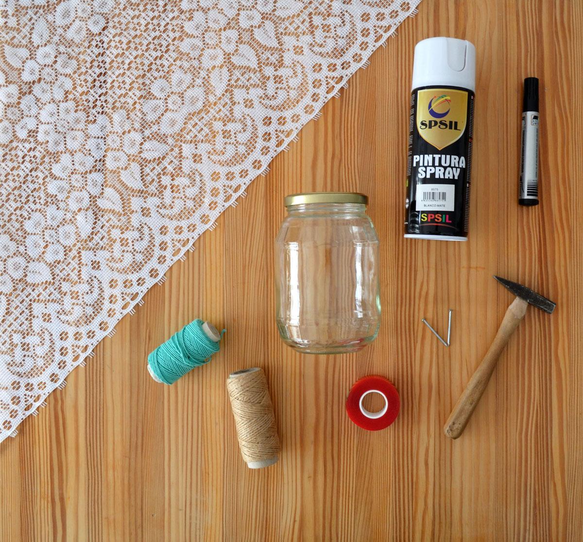 Renovar l mpara holm departamento de ideas - Como hacer una lampara de pie artesanal ...