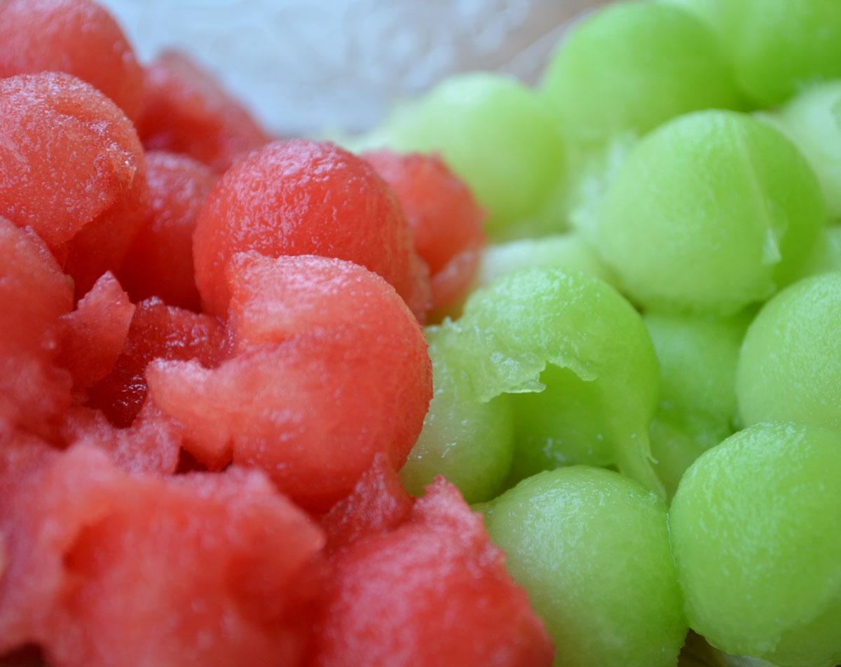 Smoothie de sandía y melón - Departamento de Ideas