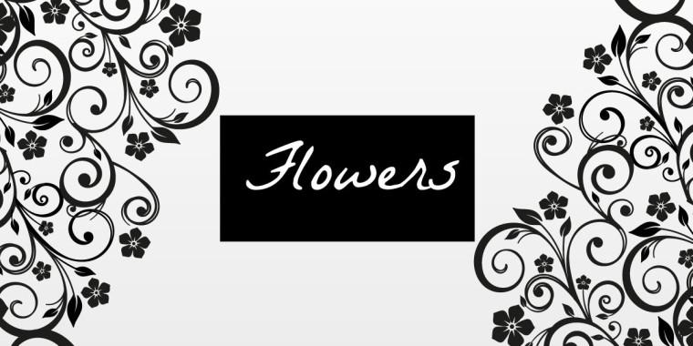 uñas_flores_blanco_negro_