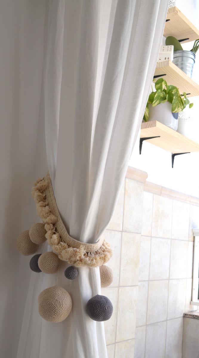 Alzapa os para cortinas diy departamento de ideas for Cortinas para departamento