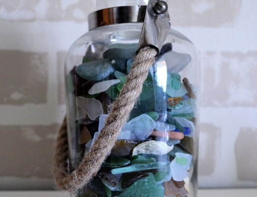 tips-decoracion-bote-cristales-playa