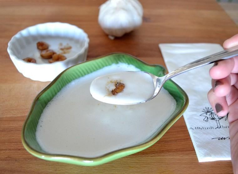 ajoblanco-gambas-caramelizadas