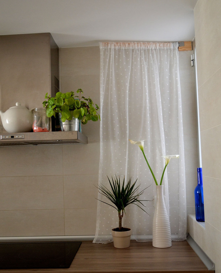Bricolaje archivos departamento de ideas for Barra cortina ducha angular sin tornillos