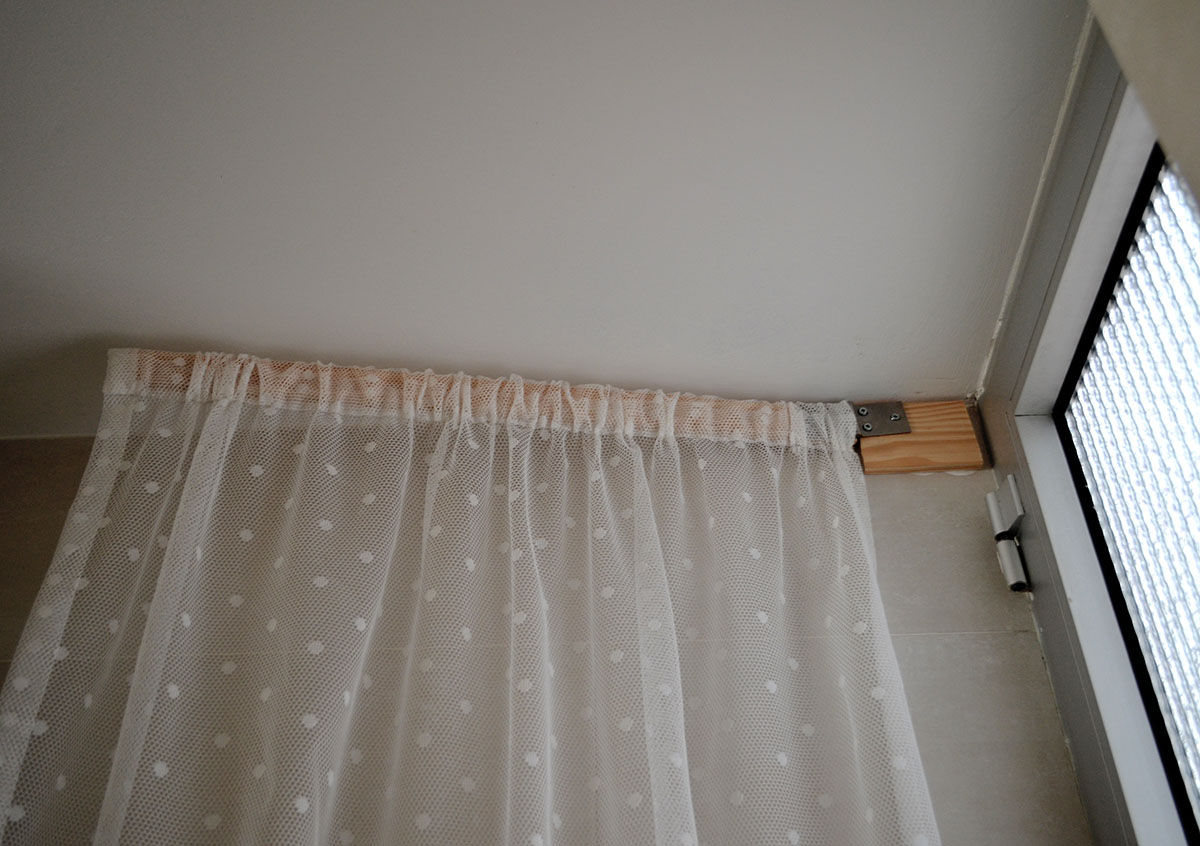 Cortinas abatibles cortina de cristal con hojas abatibles for Cortina plegable pvc